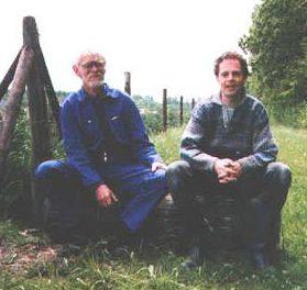 Johan en Nic