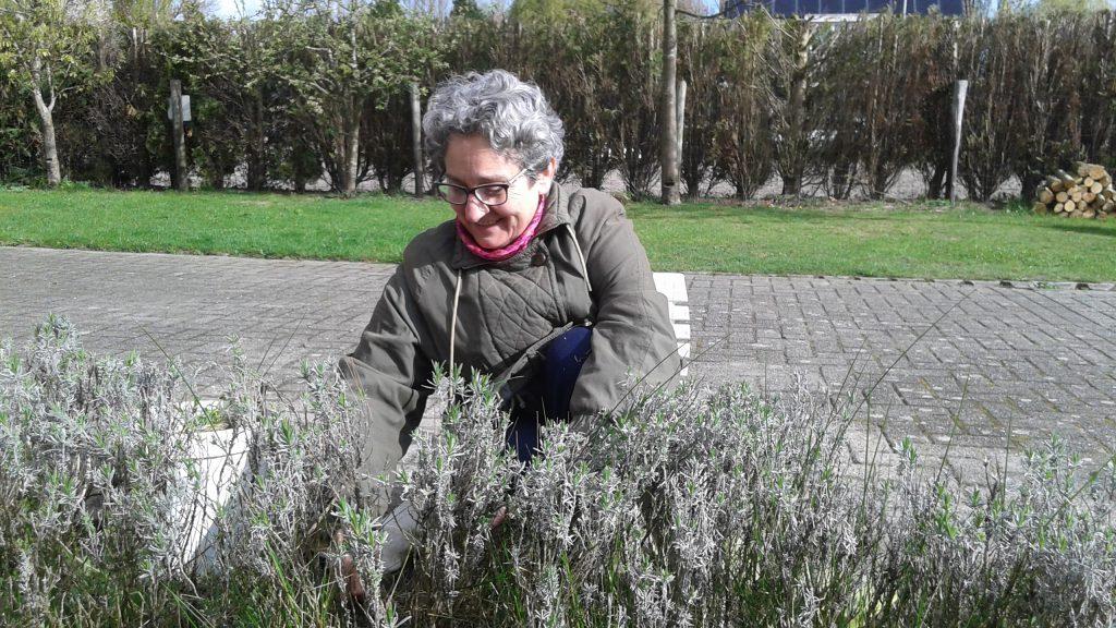 tuinvrouw